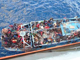 La Jolly Quarzo soccorre 200 migranti