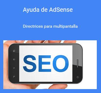 La optimización para móviles del sitio influye en la posición que ocupa un sitio en los resultados de búsqueda de Google