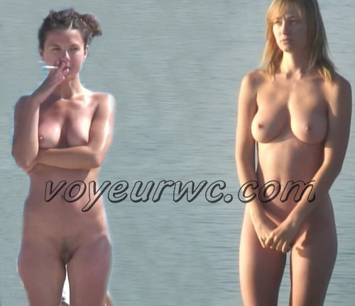 BeachHunters 20546-20627 (Beach spy cam is working and spying so many nude bodies of people)
