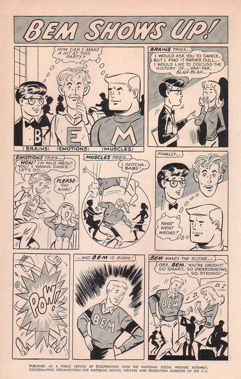 Read online World's Finest Comics comic -  Issue #166 - 35