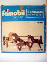 famobil caballos
