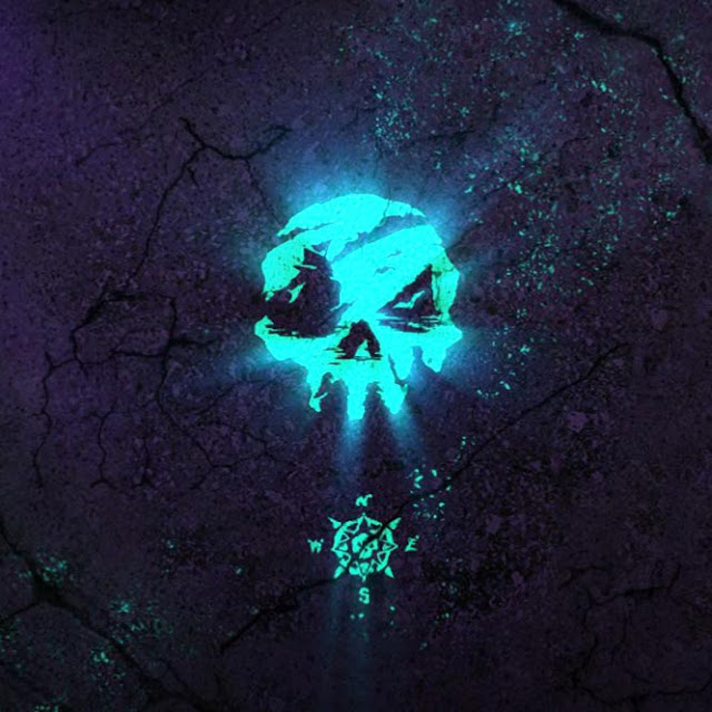 Sea of Thieves Skull Wallpaper Engine