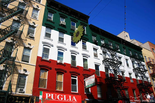 My Travel Background : Une semaine à New York - Little Italy