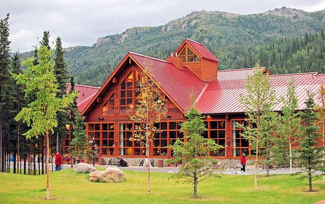 Denali Princess Wilderness Lodge (C) Princess Cruises