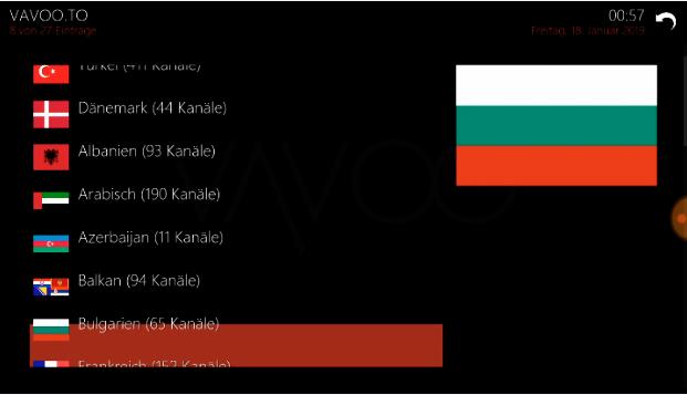 تطبيق VaVoo مشاهدة القنوات الأفلام و المسلسلات على جميع أجهزة الأندرويد