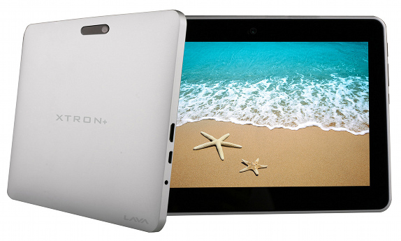 Lava E-Tab XTRON+ specifications and price in India
