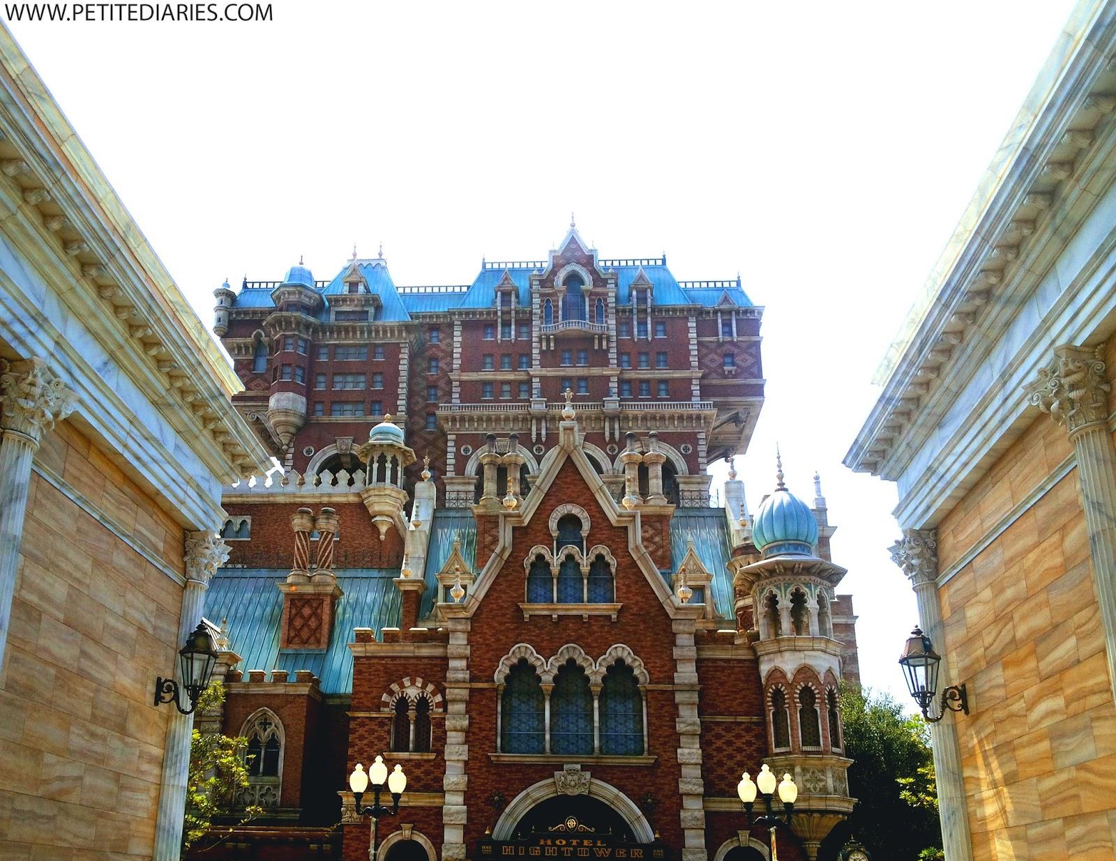 disneysea tokyo attractions