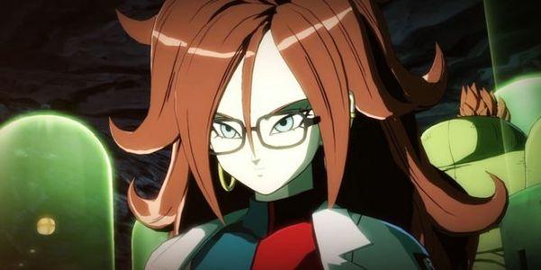 Dragon Ball FighterZ: Nuevo trailer y mas sobre el androide 21