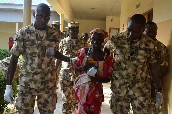 boko haram survivors