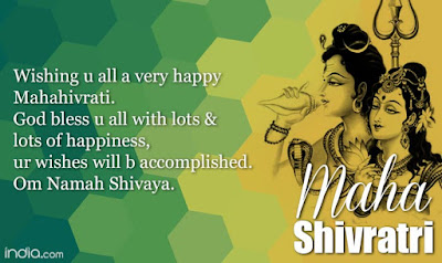 Best Maha Shivaratri Wishes for Cousins, Relatives, Brother Sister, Friends