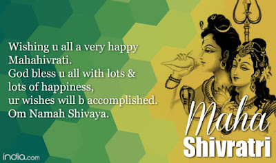Happy Maha Shivaratri Wishes