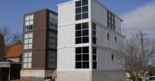 Shipping Container Homes: Runkle Consulting