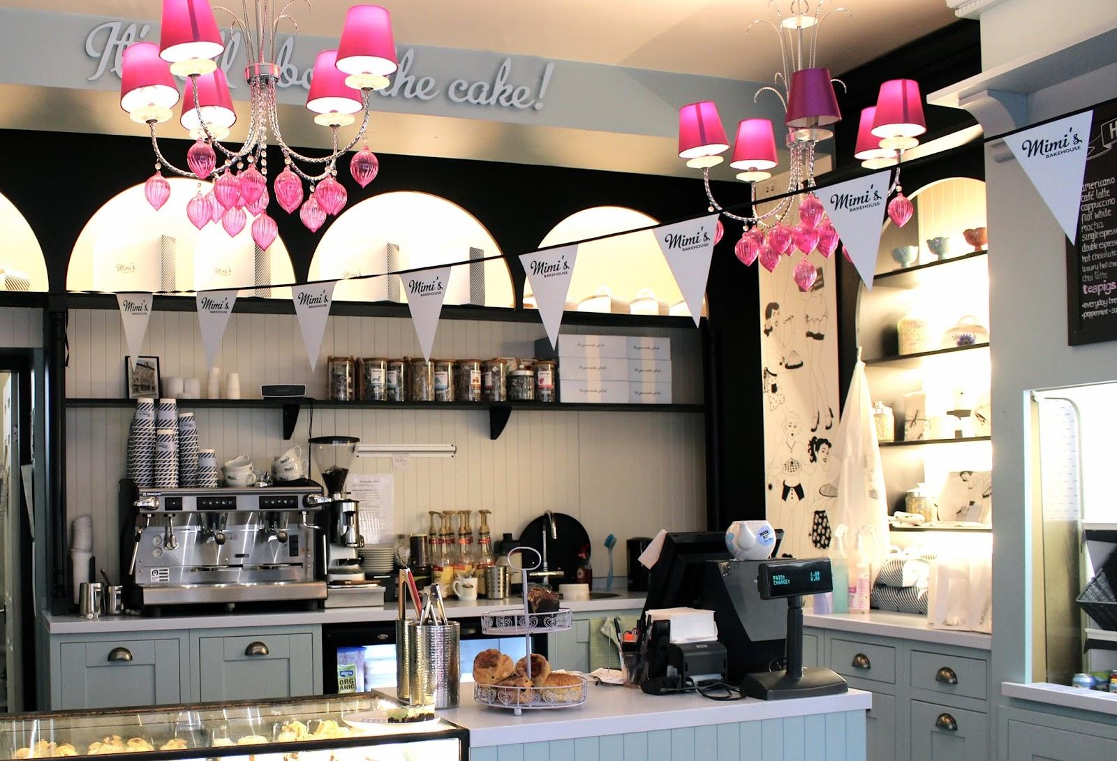 Edinburgh Mimi's Bakehouse blog review