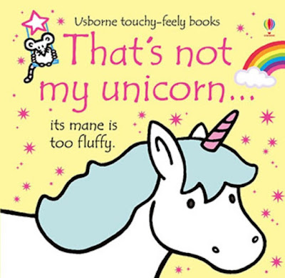 That's not my unicorn children book