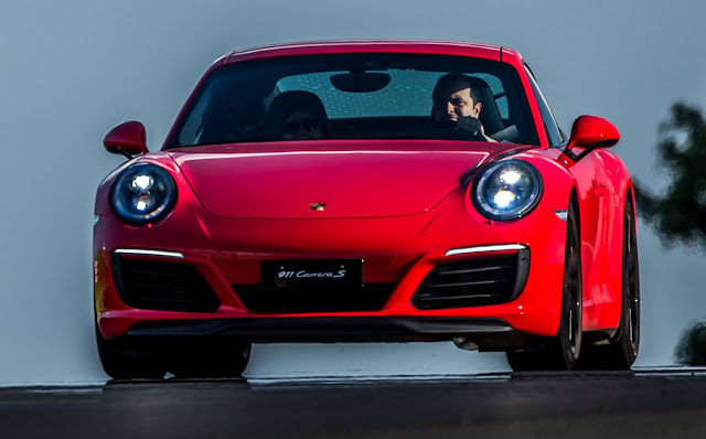 Porsche 911 Carrera S - Interlagos - Fullpower LAP
