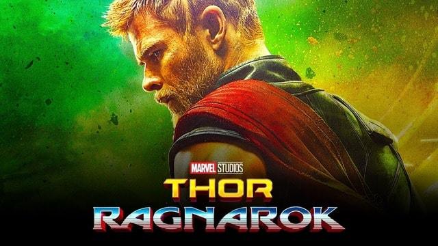 hulk di film thor terbaru ragnarok keren