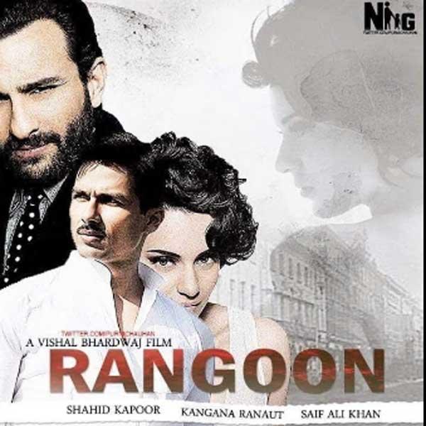 Rangoon, Film Rangoon, Rangoon Synopsis, Rangoon Trailer, Rangoon Review, Download Poster Film Rangoon 2017
