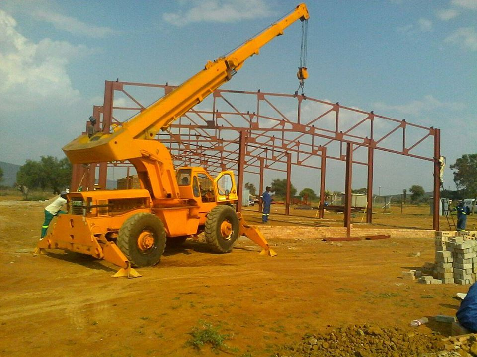 Steel Construction South Africa