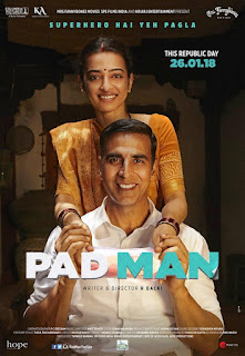 PadMan First Look Poster 6
