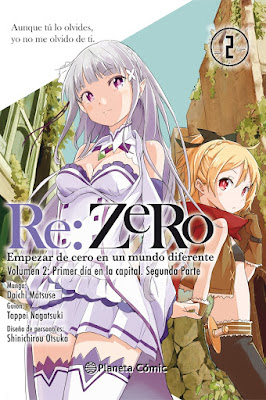 Re:Zero vol.2
