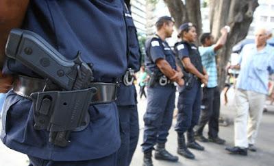 Guarda Municipal (BH): concurso em pauta para 2017