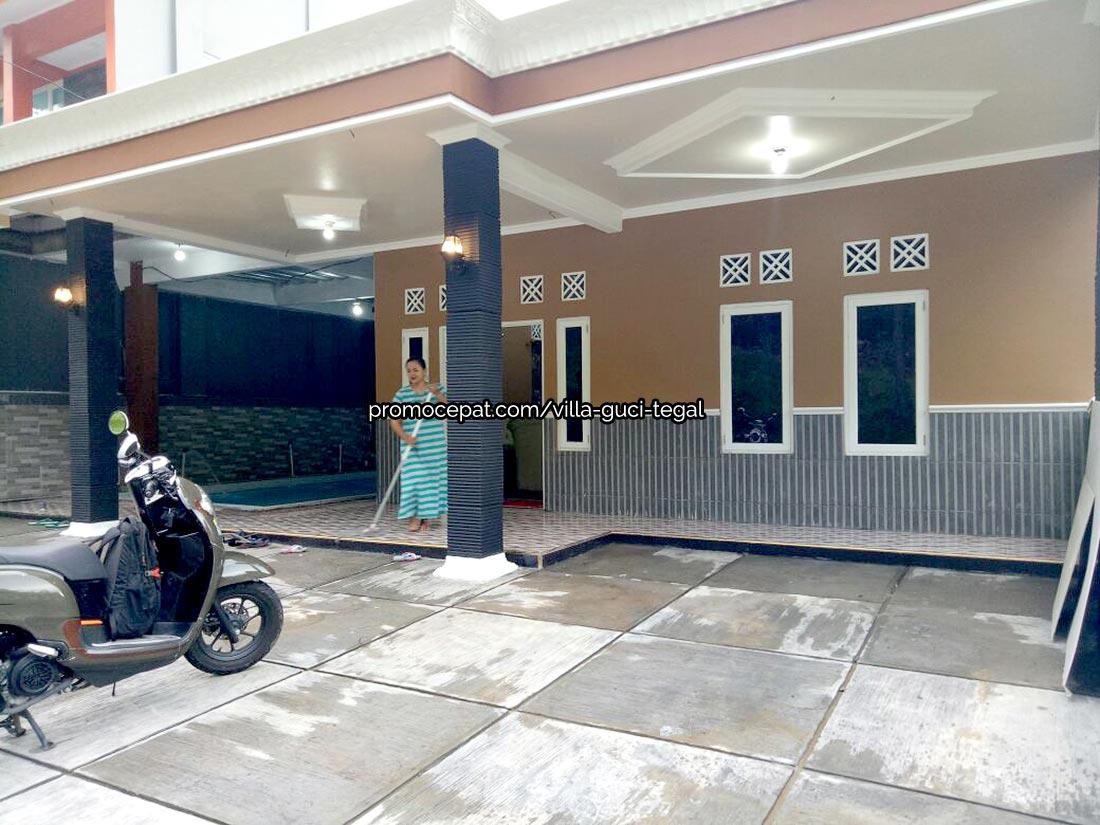 Sewa Villa Di Bali Nusa Dua