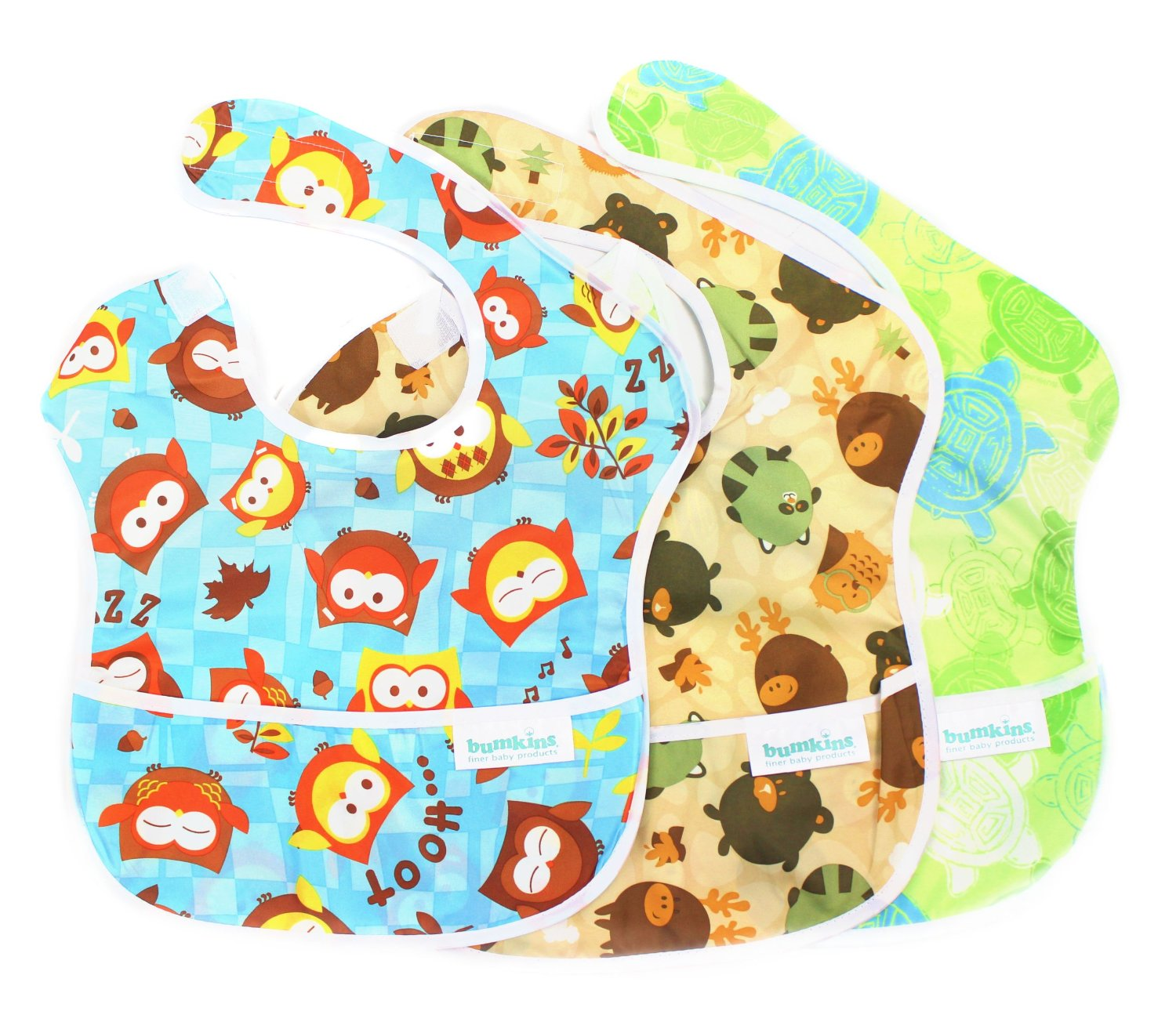 Toddler Must Haves - the best bibs every for toddlers. They're machine washable!