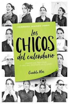 LIBRO - Los chicos del calendario 2  Febrero, marzo y abril : Candela Ríos  (Titania - 3 octubre 2016)  NOVELA ROMANTICA - EROTICA  Edición papel & digital ebook kindle  Para mayores de 18 años | Comprar en Amazon España