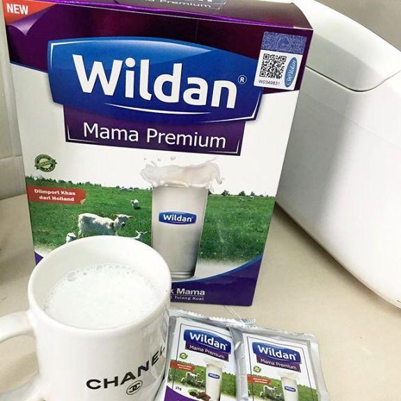 susu kambing untuk ibu mengandung wildan mama premium