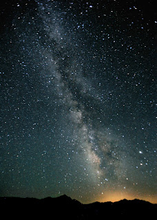 Image of A view of the Milky Way toward the  constellation Sagittarius. Source: Wikipedia