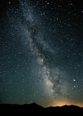 A view of the Milky Way toward the  constellation Sagittarius. Source: Wikipedia