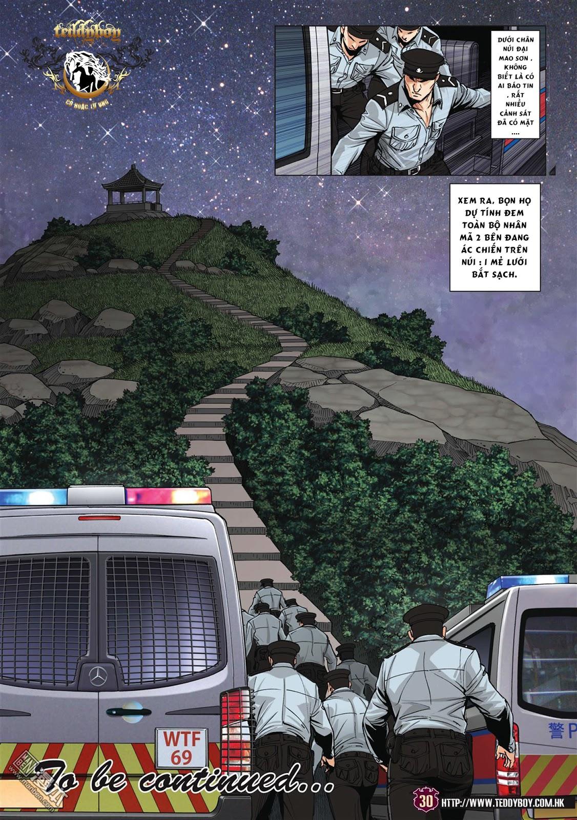 Người Trong Giang Hồ RAW Chương 1985 - NhoTruyen.Net