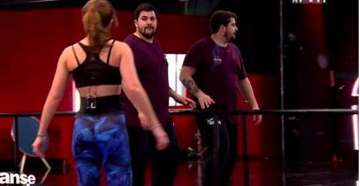 Artus a rencontré l'amour sur l'émission Danse avec les stars