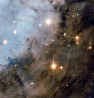 Star-Forming Region NGC 6611