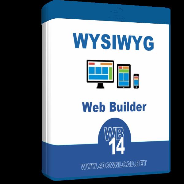 Download WYSIWYG Web Builder v14.3 Full version