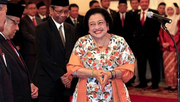 Mantan Presiden Megawati Soekarnoputri Harus Taat Hukum Jika Diperiksa KPK
