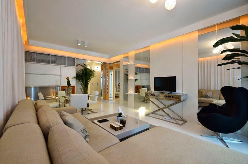Hogares Frescos Apartamento Cosmopolita En Shanghai Que