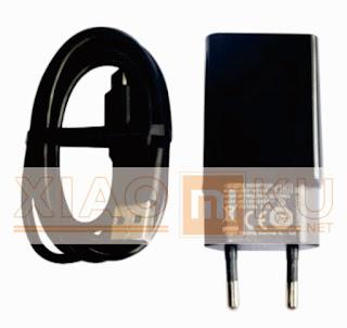 gunakan charger original untuk mempercepat charging xiaomi
