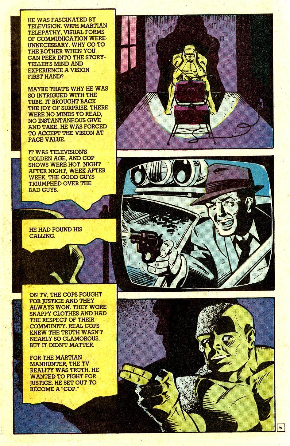 Read online Secret Origins (1986) comic -  Issue #35 - 29