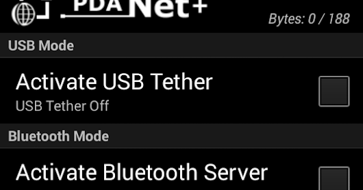 HOW TO SHARE YOUR PSIPHON INTERNET WITH OTHER DEVICES USING PDANET+