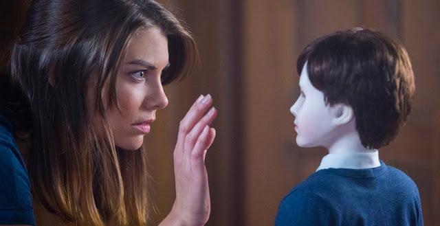 Lauren Cohan en 'The Boy'