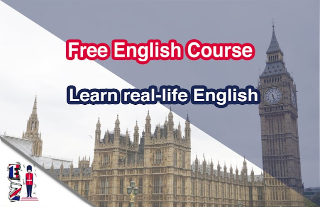 This is a free English course where you can learn grammar, vocabulary and pronunciation just like a native