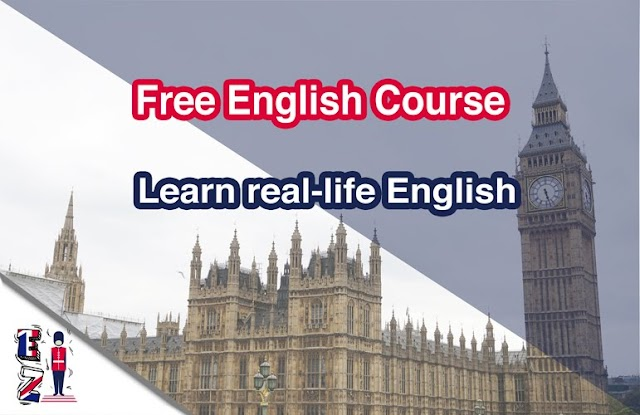 Free English course: Learn real-life English