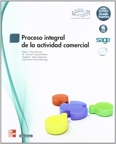 Proceso integral de la actividad comercial – Grado Superior 2012