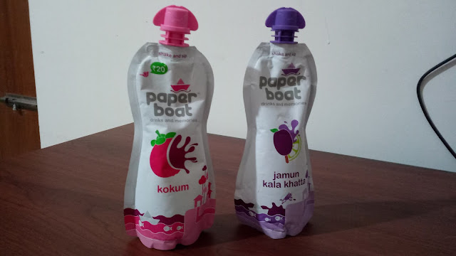 Paper Boat Juices