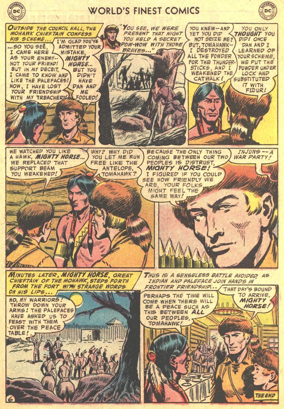 Read online World's Finest Comics comic -  Issue #80 - 33