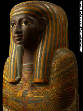 Ashmolean Museum's new Ancient Egyptian galleries: preview