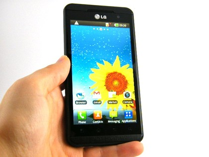 LG Optimus 3D: The first 3D Smartphone comes
