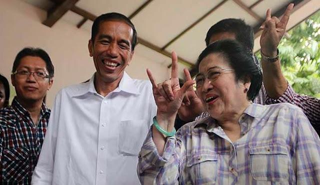 """Skenario """"Permainan Dua Sisi"""" di Balik Percepatan Penyapresan Jokowi"""