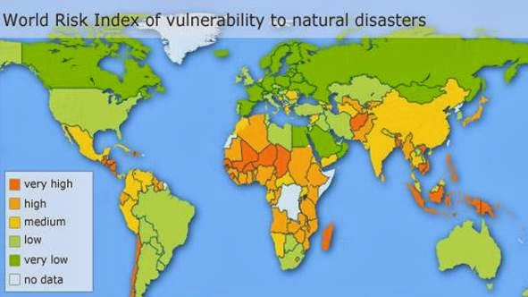 How Many People Died In Natural Disasters Everyday